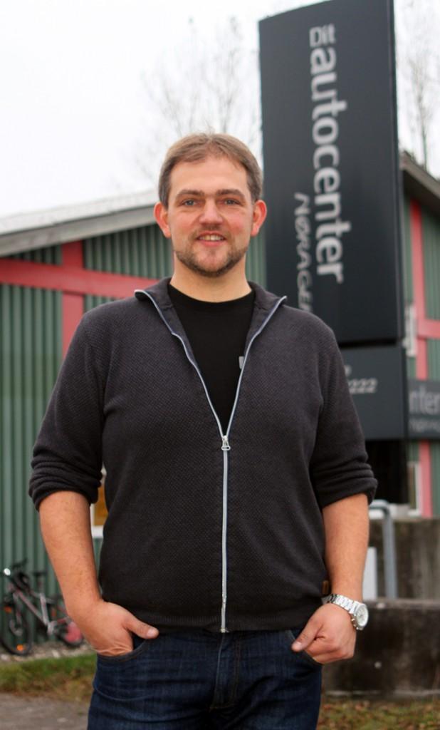 Bilforhandler Torben Jensen
