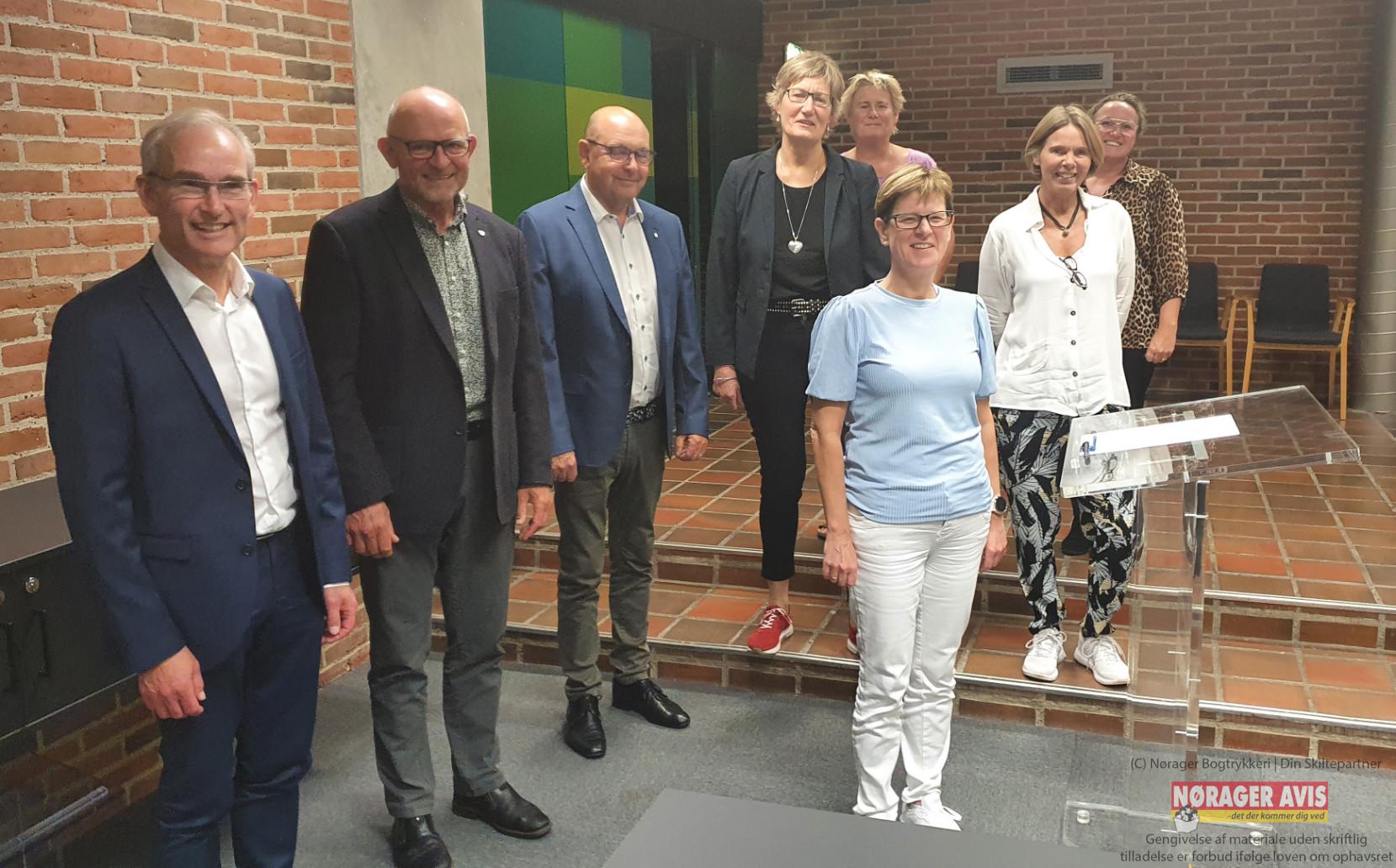 Nordjyske regionspolitikere udstikker en sikker vej frem